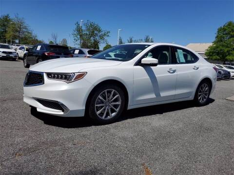 2018 Acura TLX for sale at Southern Auto Solutions - Acura Carland in Marietta GA