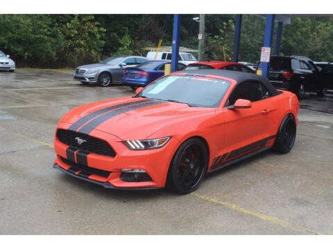2016 Ford Mustang for sale at Inline Auto Sales in Fuquay Varina NC