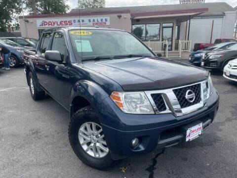 2015 Nissan Frontier for sale at PAYLESS CAR SALES of South Amboy in South Amboy NJ