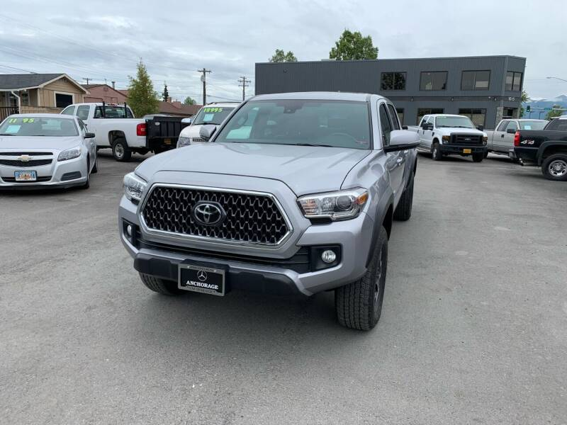 2018 Toyota Tacoma for sale at ALASKA PROFESSIONAL AUTO in Anchorage AK