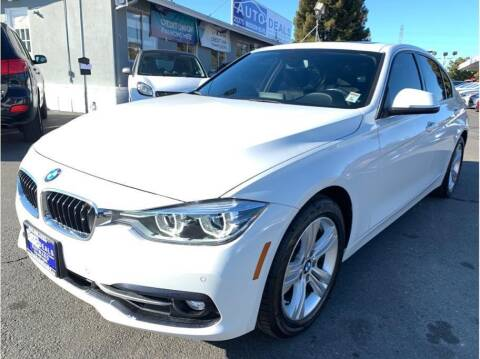 2017 BMW 3 Series for sale at AutoDeals in Hayward CA