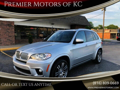 2012 BMW X5 for sale at Premier Motors of KC in Kansas City MO