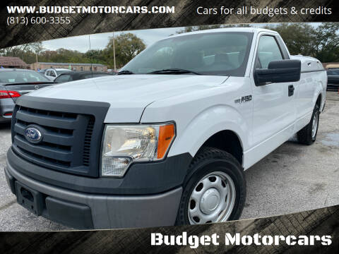 2012 Ford F-150 for sale at Budget Motorcars in Tampa FL