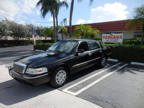 2007 Mercury Grand Marquis for sale at Uzdcarz Inc. in Pompano Beach FL