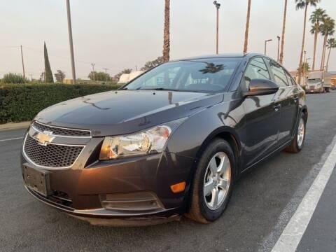 2014 Chevrolet Cruze for sale at Auto Toyz Inc in Lodi CA