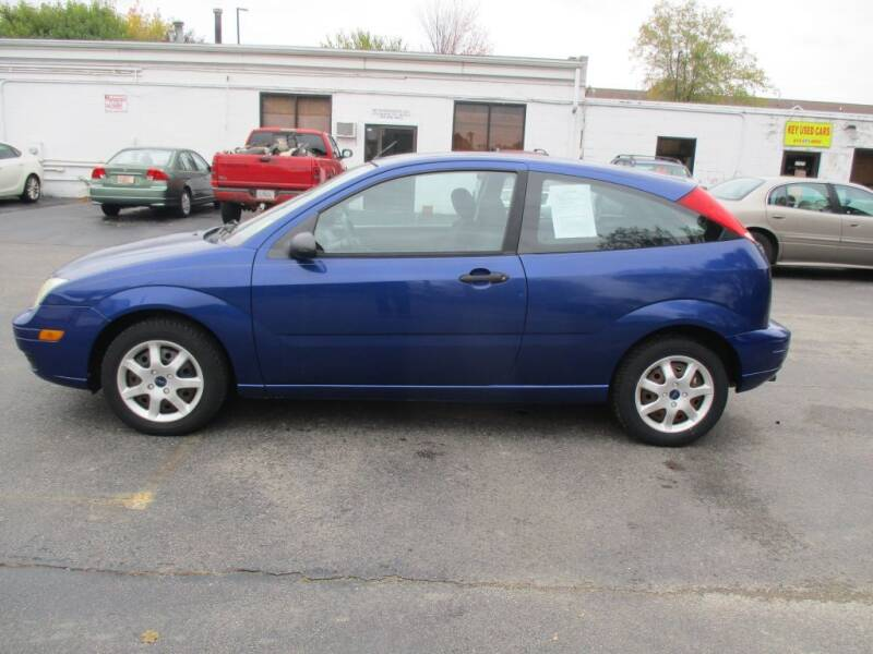 2005 Ford Focus for sale at KEY USED CARS LTD in Crystal Lake IL