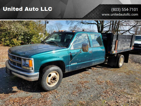 1998 Chevrolet C/K 3500 Series for sale at United Auto LLC in Fort Mill SC