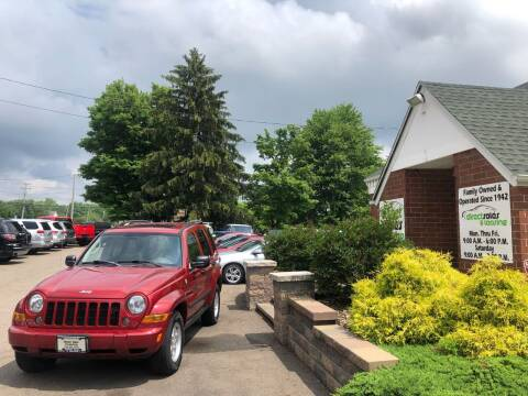 2007 Jeep Liberty for sale at Direct Sales & Leasing in Youngstown OH