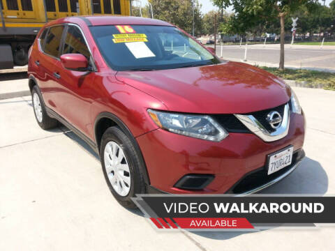 2016 Nissan Rogue for sale at Super Cars Sales Inc #1 in Oakdale CA