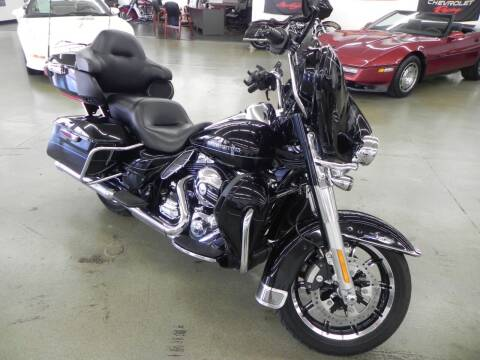 2016 Harley-Davidson Electra Glide for sale at 121 Motorsports in Mount Zion IL