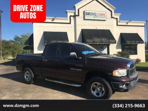 2004 Dodge Ram Pickup 1500 for sale at DRIVE ZONE AUTOS in Montgomery AL