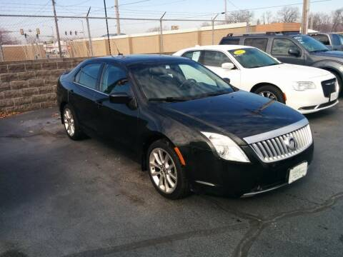 2010 Mercury Milan for sale at Village Auto Outlet in Milan IL