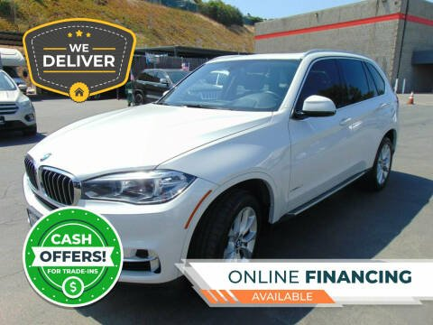 2015 BMW X5 for sale at So Cal Performance in San Diego CA