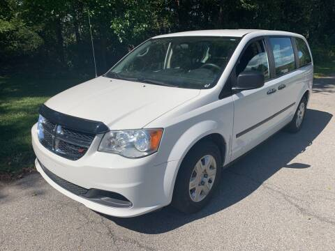 2012 Dodge Grand Caravan for sale at Trocci's Auto Sales in West Pittsburg PA