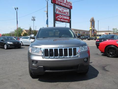 2013 Jeep Grand Cherokee for sale at Bi-Rite Auto Sales in Clinton Township MI