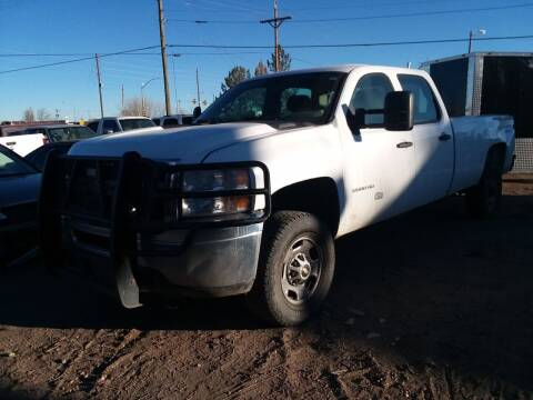 2011 Chevrolet Silverado 2500HD for sale at DK Super Cars in Cheyenne WY
