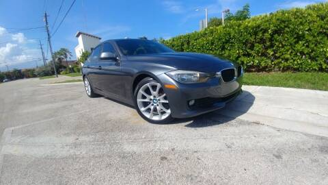 2014 BMW 3 Series for sale at Easy Finance Motors in West Park FL