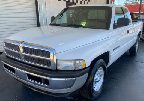 1998 Dodge Ram Pickup 1500 for sale at Tiny Mite Auto Sales in Ocean Springs MS