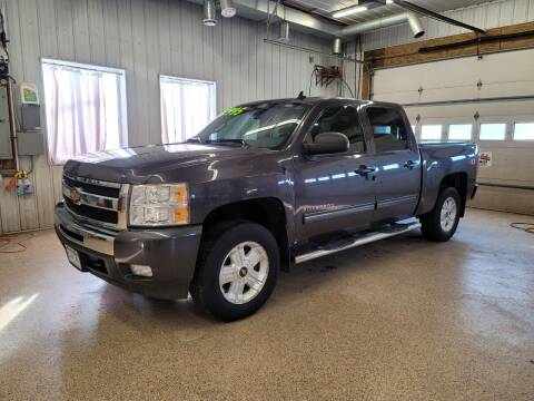 2011 Chevrolet Silverado 1500 for sale at Sand's Auto Sales in Cambridge MN