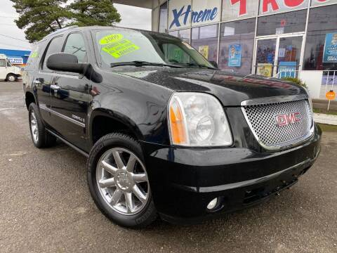 2009 GMC Yukon for sale at Xtreme Truck Sales in Woodburn OR
