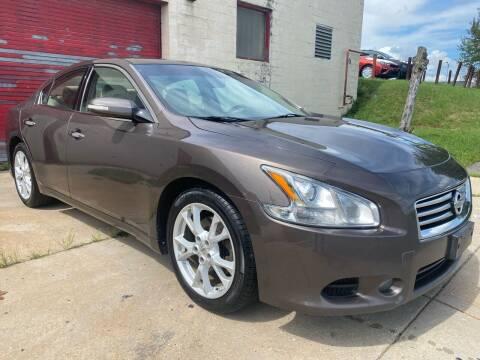 2013 Nissan Maxima for sale at Godwin Motors in Laurel MD