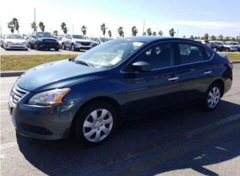 2013 Nissan Sentra for sale at JacksonvilleMotorMall.com in Jacksonville FL