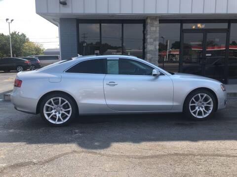 2012 Audi A5 for sale at City to City Auto Sales in Richmond VA