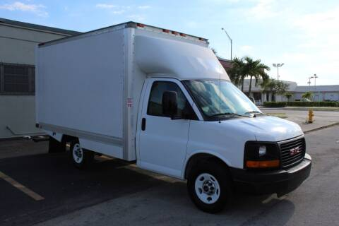 2016 GMC Savana Cutaway for sale at Truck and Van Outlet in Miami FL