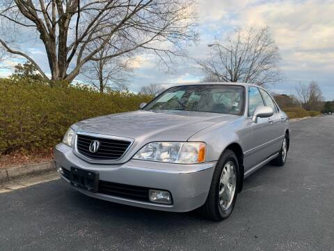 2003 Acura RL for sale at William D Auto Sales in Norcross GA