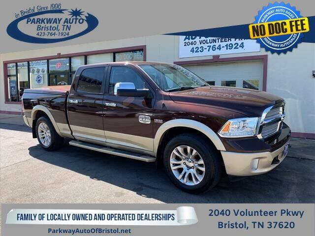 2014 RAM Ram Pickup 1500 for sale at PARKWAY AUTO SALES OF BRISTOL in Bristol TN