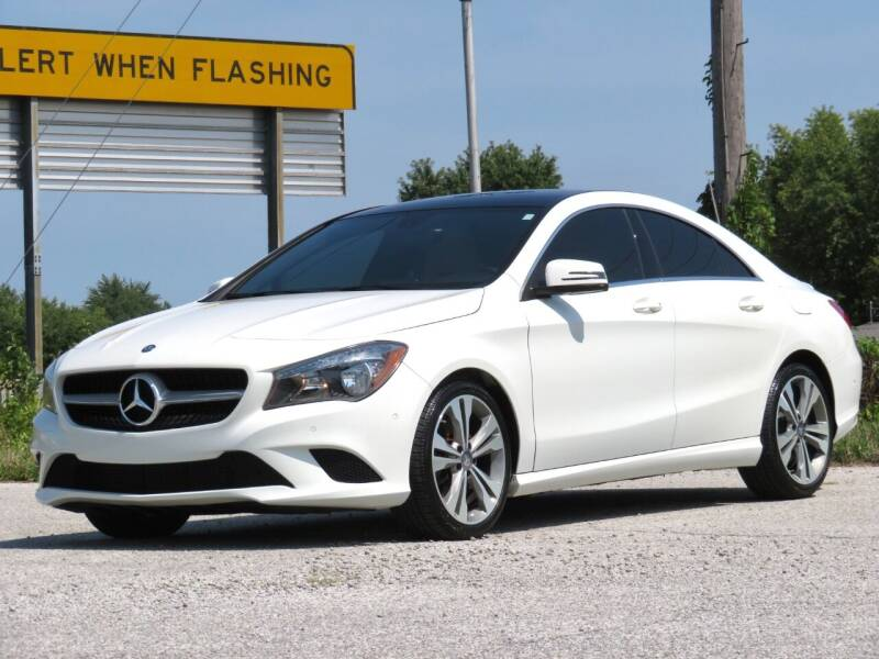 2014 Mercedes-Benz CLA for sale at Tonys Pre Owned Auto Sales in Kokomo IN