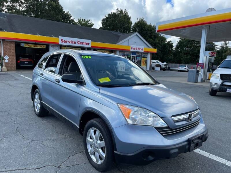 2007 Honda CR-V for sale at Gia Auto Sales in East Wareham MA