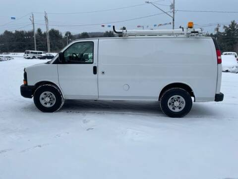2011 Chevrolet Express Cargo for sale at Upstate Auto Sales Inc. in Pittstown NY