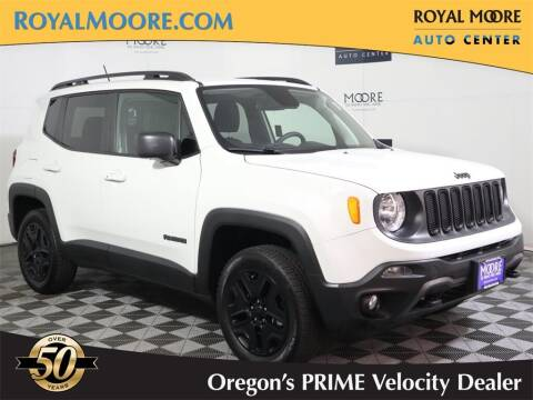 2018 Jeep Renegade for sale at Royal Moore Custom Finance in Hillsboro OR