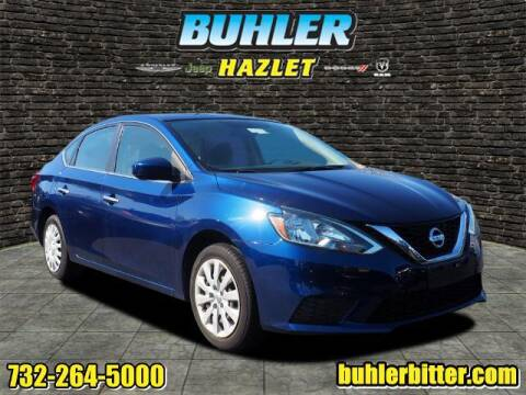 2016 Nissan Sentra for sale at Buhler and Bitter Chrysler Jeep in Hazlet NJ