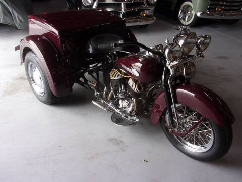 1956 Harley Davidson  Servi-Car  for sale at Pirate Motorcars Of Treasure Coast, LLC in Stuart FL