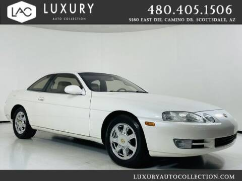 1996 Lexus SC 400 for sale at Luxury Auto Collection in Scottsdale AZ