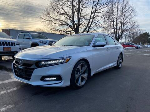 2018 Honda Accord for sale at VK Auto Imports in Wheeling IL