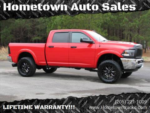2015 RAM Ram Pickup 3500 for sale at Hometown Auto Sales - Trucks in Jasper AL