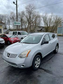2008 Nissan Rogue for sale at AUTOMIX MOTOR GROUP, LLC in Swansea MA