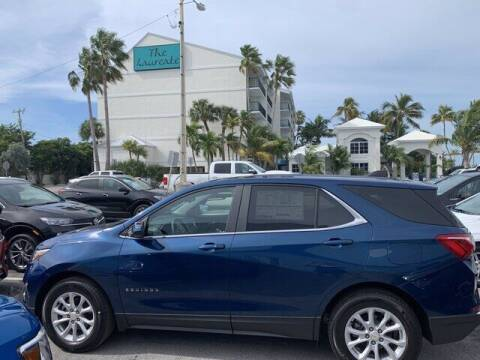 2021 Chevrolet Equinox for sale at Niles Sales and Service in Key West FL