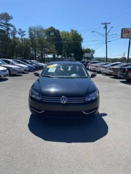 2012 Volkswagen Passat for sale at Elite Motors in Knoxville TN