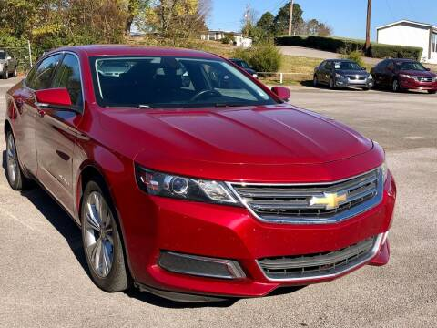 2014 Chevrolet Impala for sale at Morristown Auto Sales in Morristown TN