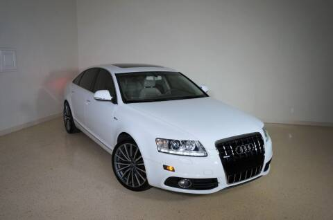 2011 Audi A6 for sale at TopGear Motorcars in Grand Prarie TX