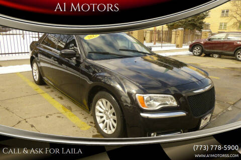 2013 Chrysler 300 for sale at A1 Motors Inc in Chicago IL