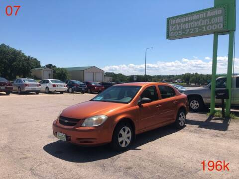 2007 Chevrolet Cobalt for sale at Independent Auto in Belle Fourche SD
