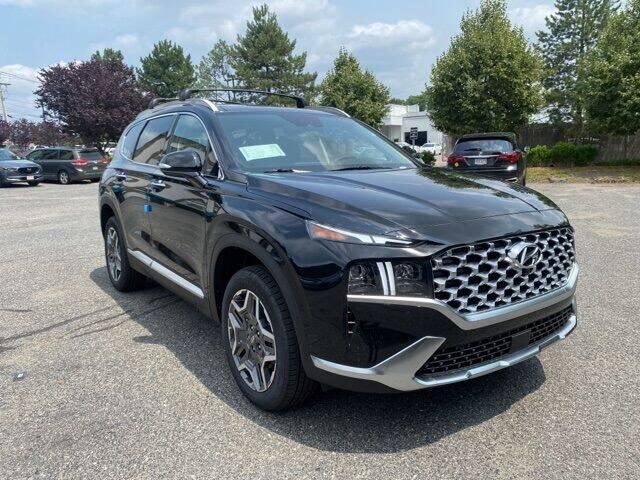 2021 Hyundai Santa Fe Hybrid for sale in Framingham, MA
