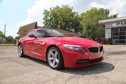 2011 BMW Z4 for sale at PMC Automotive in Cincinnati OH