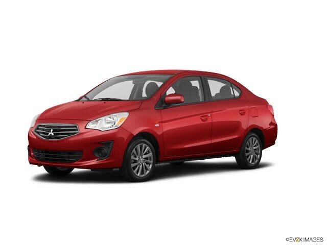 2019 Mitsubishi Mirage G4 for sale at Volkswagen of Springfield in Springfield PA