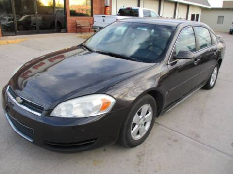 2009 Chevrolet Impala for sale at Eden's Auto Sales in Valley Center KS